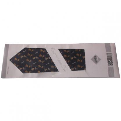 Windsor Executive Polyester Tie Bon