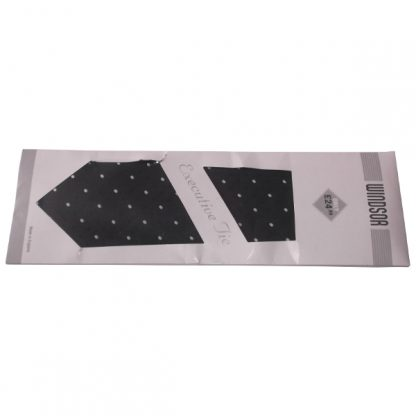 Windsor Executive Polyester Tie Dot