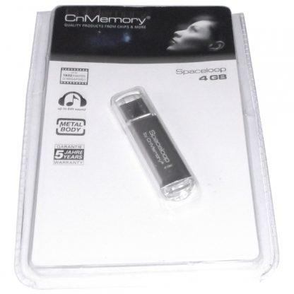Spaceloop USB Memory Stick 4GB
