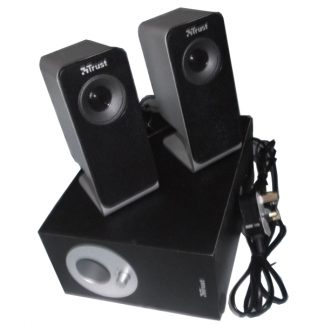 Trust SoundForce 2.1 Active speakers